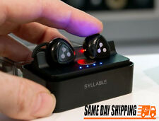 Syllable D900 Mini Truly  Wireless Bluetooth  Headphone Earbuds & Charging Box