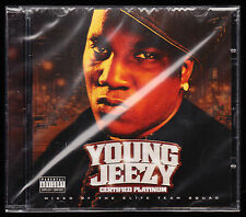 YOUNG JEEZY (2007) - CERTIFIED PLATINUM - 24 TRACKS - CD ALBUM - NEW & SEALED