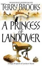 A Princess Of Landover (Magic Kingdom of Landover), By Brooks, Terry,in Used but