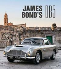 "NUOVO Libro di James Bond ""ASTON MARTIN DB5 include il tempo di morire 2020 Dani..."