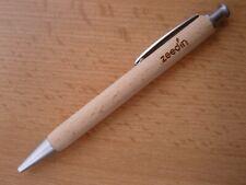 Edler HOLZ-Kugelschreiber von zeedin - *TOP*