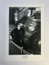 Jeanloup Sieff - Rolls, Monte Carlo - Photography -1980s - Offset Poster