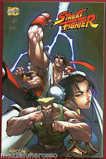 STREET FIGHTER  Vol. 1 - ROUND ONE: FIGHT! - UDON  ITALYCOMICS [SC.8]