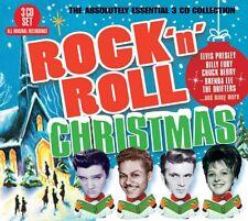 Rock N Roll Christmas CD New Pre Order 25/10/19