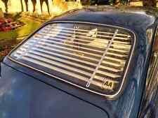 VW Type 3 Fastback accessory Rear Window Venetian Slat Louvre Blind