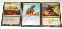 MTG Dragons of Tarkir Rare Evolving Winds & Uncommon Savage Ventmaw,Gate Smasher