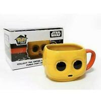 Funko Pop Star Wars C-3PO Ceramic Smugglers Bounty Jabba Ceramic Mug Cup