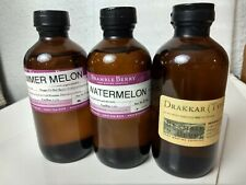 Bramble Berry Fragrance Oils for Soap & Candle Making Lot of 3 Sealed - 8 oz