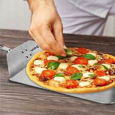 Pala Paletta Pieghevole Per Tranci Pizza Lama In Acciaio Inox Manico Isolante