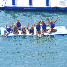 Rave Lake Ocean River Water Sports Whoosh 15' Activity Mat