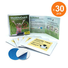 Mosquito Repellent Patch 30pcs ZIKA Defense / Insect Bug Repellent Sticker
