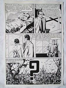 LA DEFAITE DE MISS ATOMOS (CAROFF/ TORREGROSA) GRANDE  PLANCHE  AREDIT PAGE 12