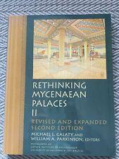 Rethinking Mycenaean Palaces II (Paperback, 2007)