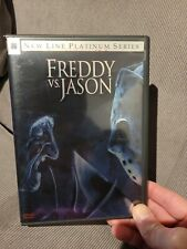 New listing Freddy vs. Jason (Dvd, 2004, Platinum Series) 2 disc set. Lots special features