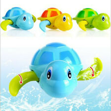 Baby Kids Multi-type Wind Up Tortoise Chain Bathing Shower Clockwork Toy Kids