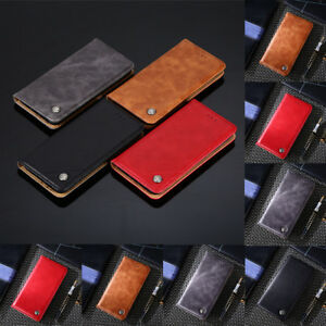 For OnePlus 8T Nord 3T 5T 6T 7 8 Pro Leather Stand Wallet Flip Case Matte Cover