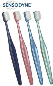 4 X Brushes of Sensodyne Search 3.5 Toothbrush highly recommended by Dentists
