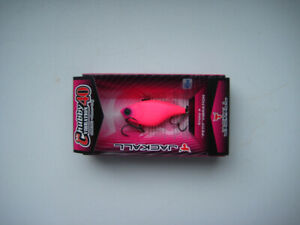 Jackall Chubby Vibration  color Pink original fishing lures