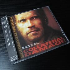 Collateral Damage: Soundtrack by Graeme Revell JAPAN CD W/OBI CPCB-1185 #105-3