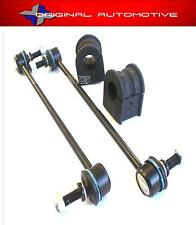 FITS VAUXHALL VIVARO 2001> FRONT STABILISER LINK BARS & ANTI ROLL BAR D BUSHS