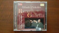 Abbado Prokofiev - Romeo e Giulietta CD Italy 1997 2000
