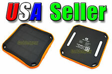 5600mAh Battery Portable Waterproof Solar Charger USB LED Light Power Bank