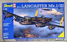 Revell Model Kit 04300 - 1/72 Scale - Avro Lancaster
