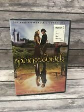 The Princess Bride (20th Anniversary Edition) 2007 Dvd Widescreen New Sealed