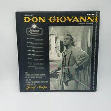 MOZART Don Giovanni Krips Vienna Philharmonic Orchestra * OSA 1401 Box Set