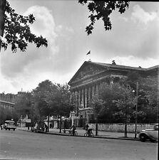 PARIS c. 1946 - Autos Chambre des Députés - Négatif 6 x 6 - N6 P25