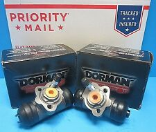 Set 2 Drum Brake Wheel Cylinders Rear Left & Right For Toyota OEM# 37687 Camry