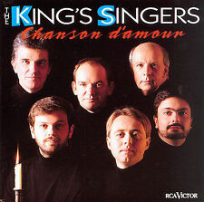 Chanson d'Amour-King's Singers:Like the Swallow,Those Days Are Gone,