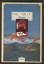 Pablo Neruda Book Elegia 1976 Losada