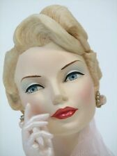 "Cameo Girls Head Vase Blythe 1953 ""Blonde Enchantress"" MIB FREE SHIPPING"