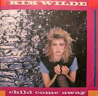 ++KIM WILDE child come away/just another guy SP 1982 RARE VG++
