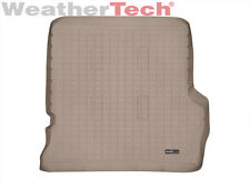 WeatherTech Cargo Liner for Ford Expedition/Lincoln Navigator w/Rear Vent- Tan