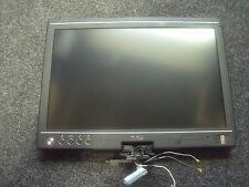 """Dell Latitude XT Tablet TouchScreen 12.1"""" WXDLV LCD DR935 **Complete Top Half**"""