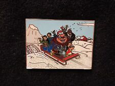 DisneyShopping.com Home for the Holidays 2007 Lilo & Stitch Disney Pin LE Snow