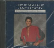 JERMAINE JACKSON - Greatest Hits & Rare Classics - BRAND NEW -  CD