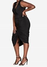 CITY CHIC XS-14 SEXY CURVE DRESS ( BNWOT ) RRP $149.95