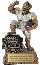 FANTASY FOOTBALL League Champion Monster Trophy / FFL - DECADE AWARDS Exclusive