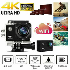 4K Ultra HD 16MP Sport DV Action Cam Helmet Camera water proof wifi& Hd de