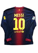 FC Barcelona Trikot MESSI 13/14 Home Shirt Nike FCB Blaugrana Camiseta Spain XL