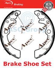 Apec Braking Replacement 180mm x 26mm Drum Brake Shoes Set SHU650