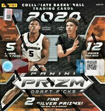 Panini 2020 Prizm Draft Picks Basketball (21 cards) Mega Box