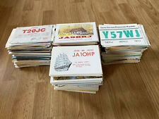 Over 1000 QSL Cards