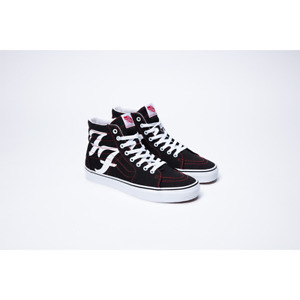 *Free Shipping* FOO FIGHTERS VANS SK8-HI 25TH ANNIVERSARY US SIZE 6.5
