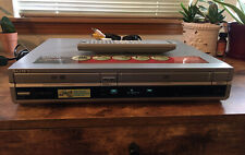 Sony RDR-VX500 VCR DVD Recorder DVD And VCR Player One Touch Dubbing With Remote