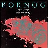 Kornog : Premier: Music from Brittany CD (1994) Expertly Refurbished Product