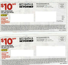 Bed Bath & Beyond - $10 Off Any $30 Purchase In-Store or Online: original Coupon
